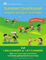 Finding Sites Serving Summer Meals